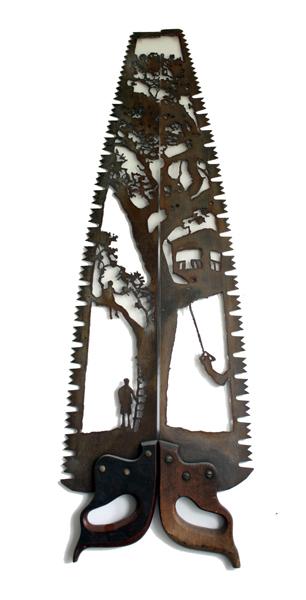 'The Tree House' © Dan Rawlings