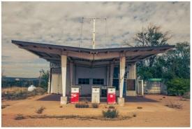 'Service Station' (2012) © Justin Welch / Brick Lane Gallery