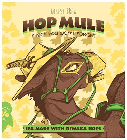 Hop Mule © Mr. Hass