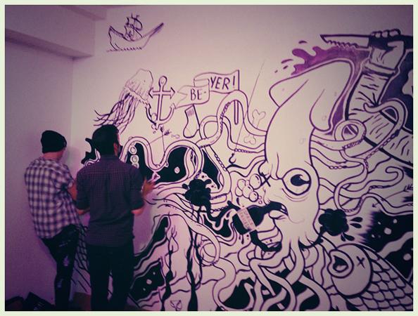 Live Art © Column Arts Agency