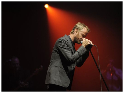 Matt Berninger of The National © Chris Pizzello/AP