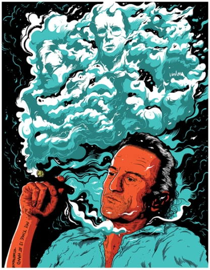 Cape Fear (1991) © Tim McDonagh