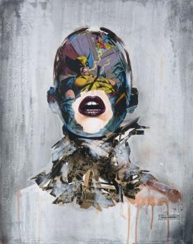 La cage et la rage au coeur (2013) © Sandra Chevrier