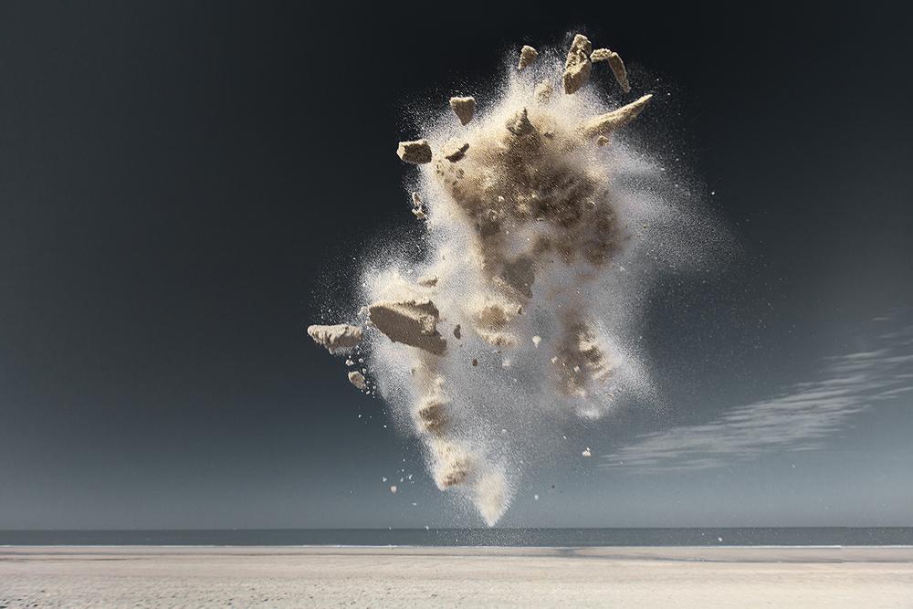 Sand Creatures #4 © Claire Droppert