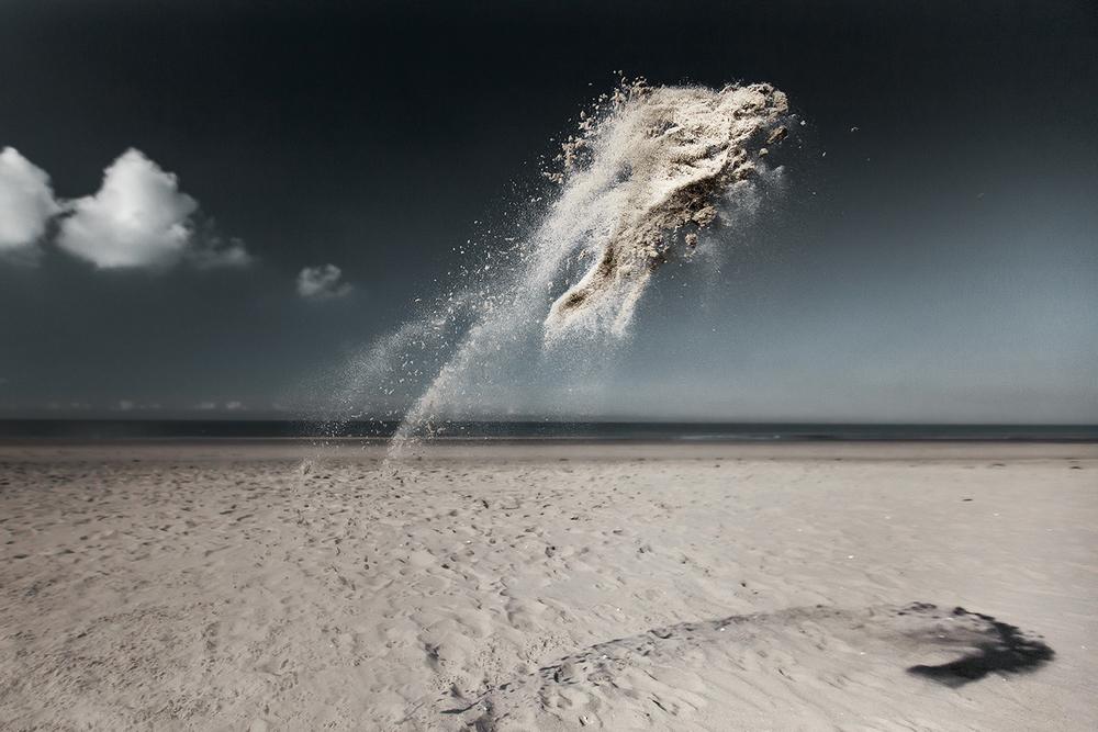 Sand Creatures #1 © Claire Droppert