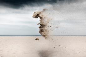 Sand Creatures #3 © Claire Droppert