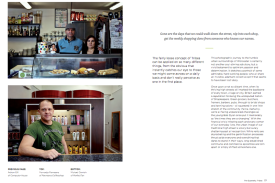 Portrait of a High Street, Quarterly Issue #03