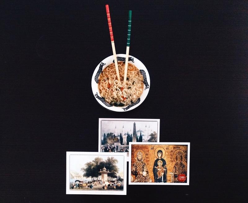 #1 © Postcards Beyond