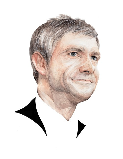 Martin Freeman, The New Review © Kate Copeland