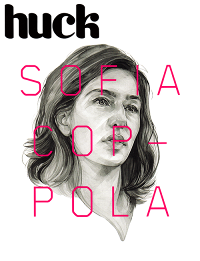 Sofia Coppola, Huck Magazine Issue 39 © Kate Copeland