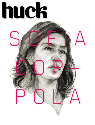 Sofia Coppola, Huck Magazine Issue 39 © Kate Copeland