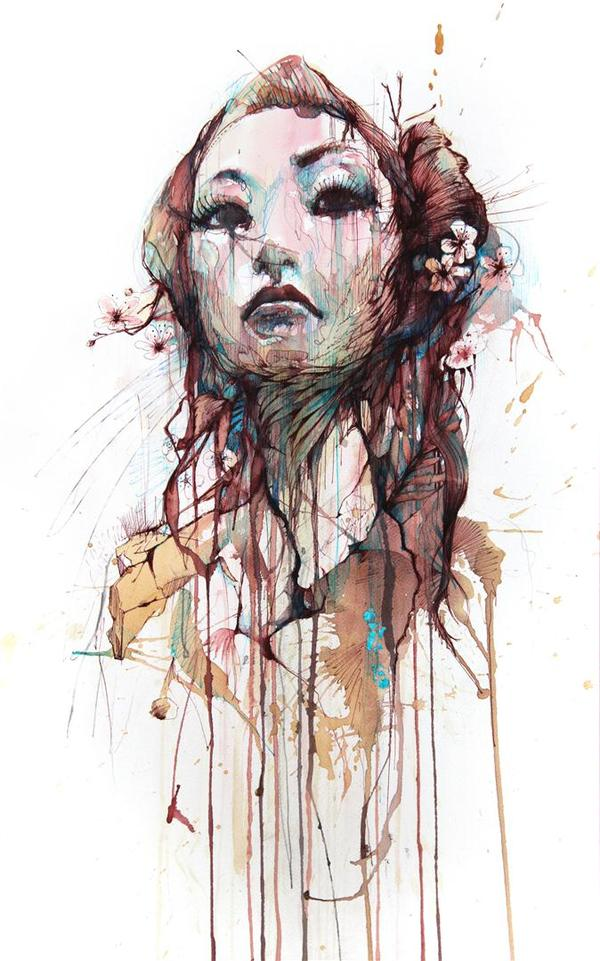 Strength © Carne Griffiths
