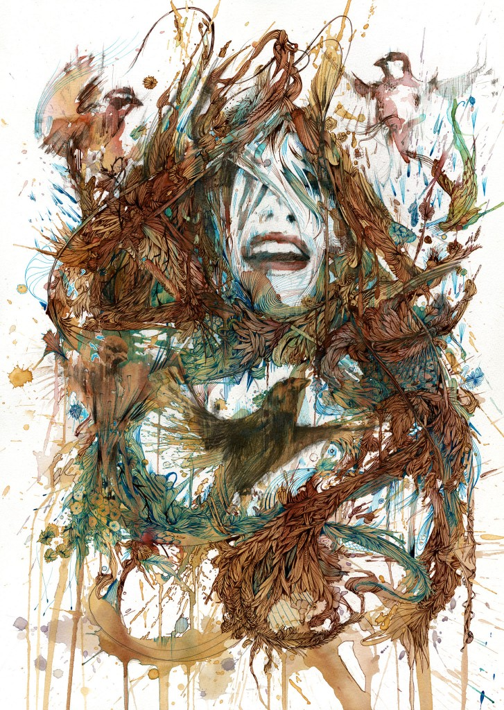 The Gathering © Carne Griffiths