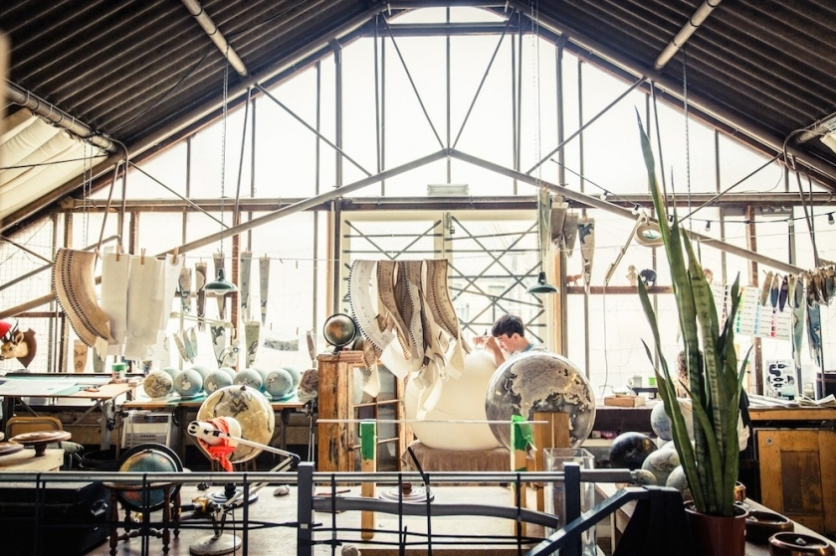 © Bellerby & Co. Globemakers