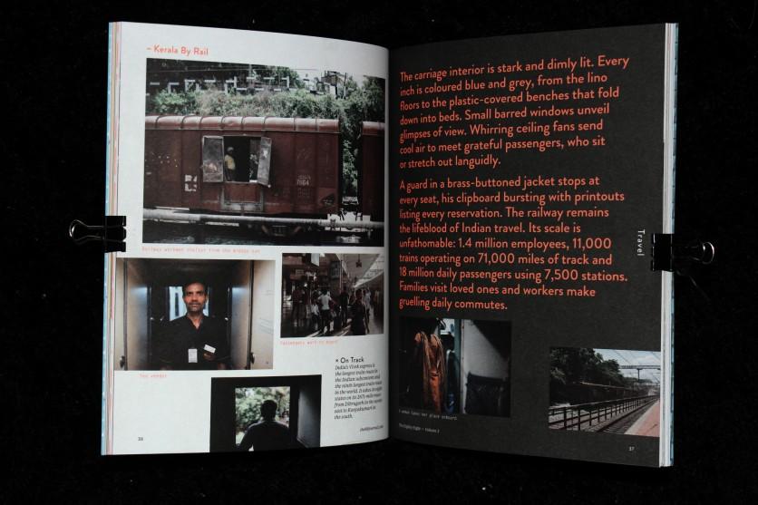 Kerala By Rail by John Hooper & Isobel Diamond © The Eighty-Eight Journal Vol. 2
