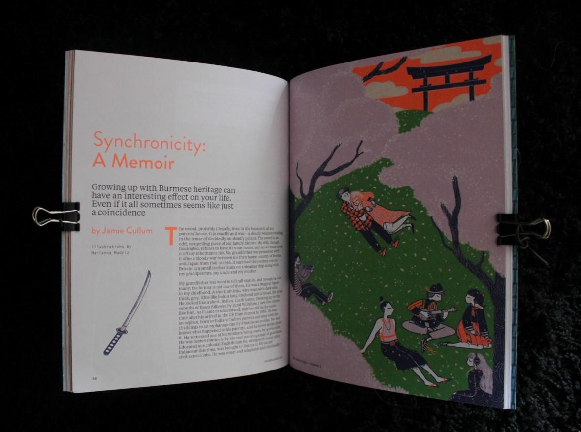 Synchronicity: A Memoir by Jamie Cullum © The Eighty-Eight Journal Vol. 2