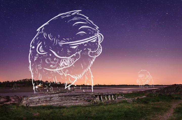 Ghosts of Sailors © Iselle Maddocks / Jason Parnell-Brookes