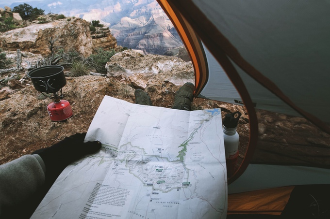 A Thousand Dawns: Adventure Story & Photobook #1 © Rob Lutter