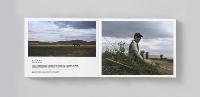 A Thousand Dawns: Adventure Story & Photobook #4 © Rob Lutter