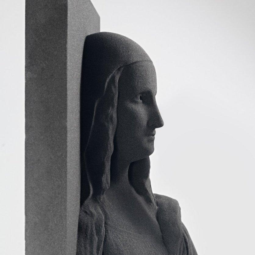Mona Lisa 3D replica #1 © Unseen Art