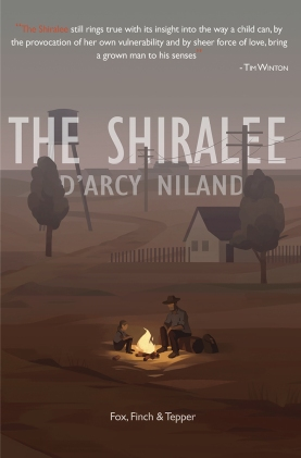 D'Arcy Niland: The Shiralee, Book cover © Mark Boardman
