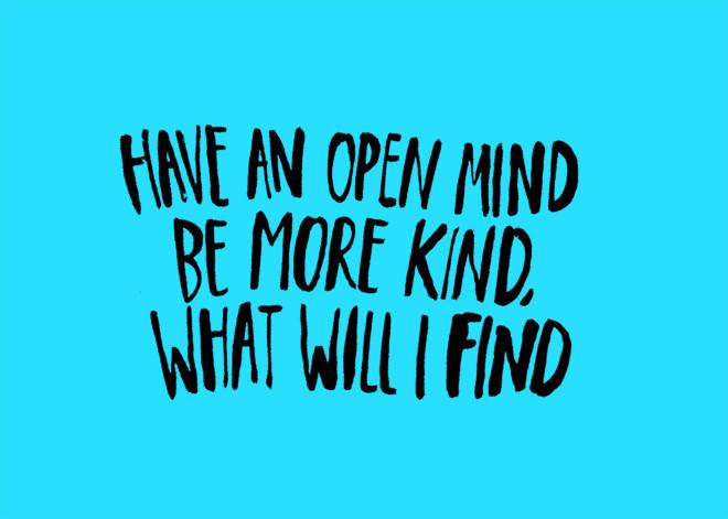 © 12 Kinds of Kindness