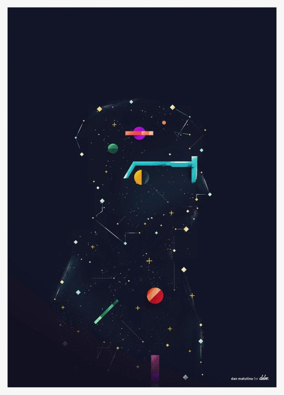 The Theory of Everything © Dan Matutina for Delve