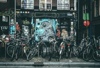 Bike Nest © Rolling Spoke / Gus Kovac