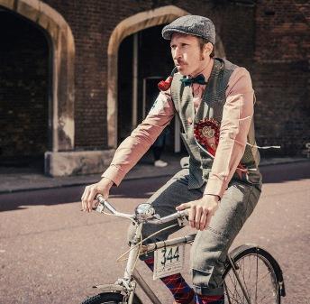 Bike n Pipe © Rolling Spoke / Gus Kovac