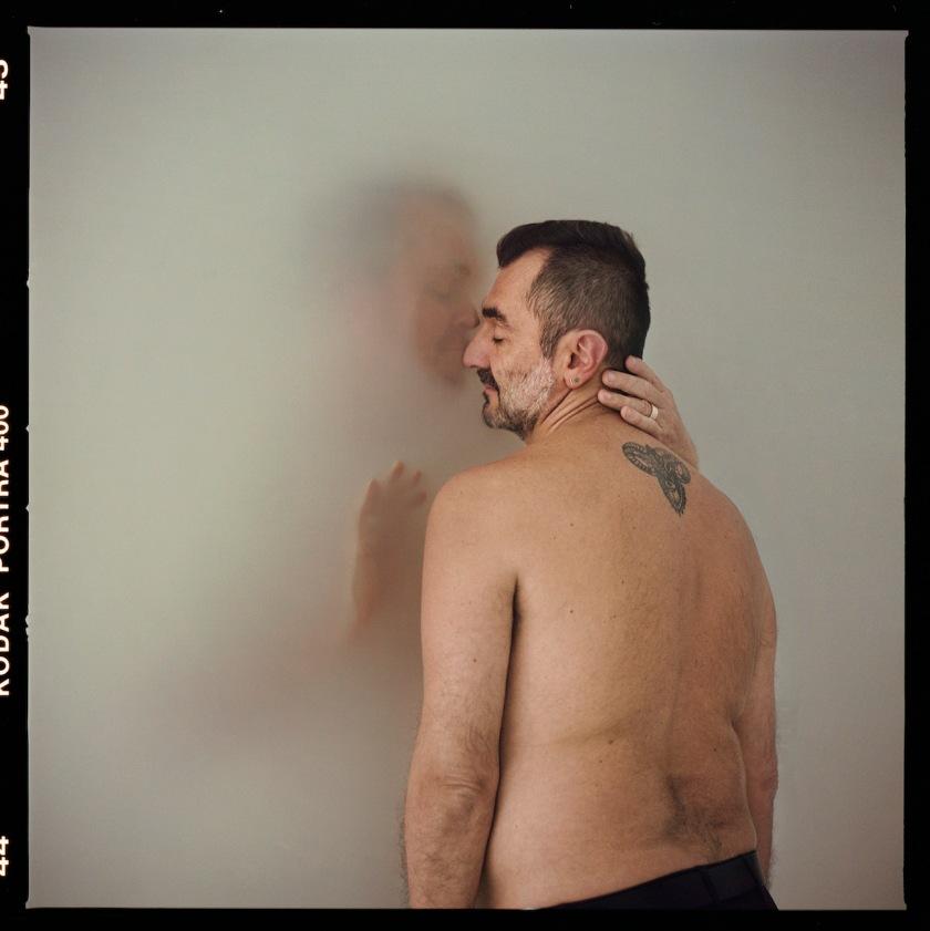 Giacomo and Glenn © Laura Pannack
